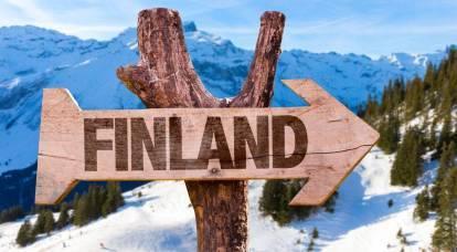 La Finlandia ha rinnegato le rivendicazioni territoriali contro la Russia