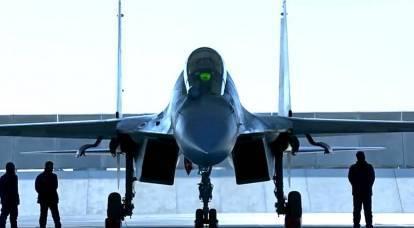 Su-30SM战机将成为成熟的第五代飞机