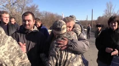 Kiev cerca di imbrogliare durante lo scambio di prigionieri