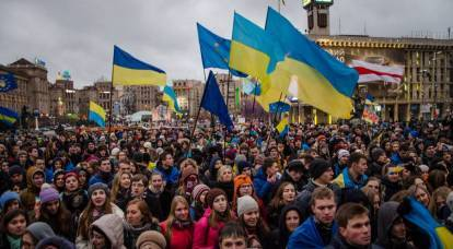 In Crimea, they believe that Ukraine is on the verge of a new Maidan