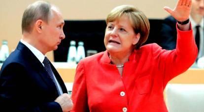 Dopo aver parlato con Putin, la Merkel ha rilasciato dichiarazioni dure