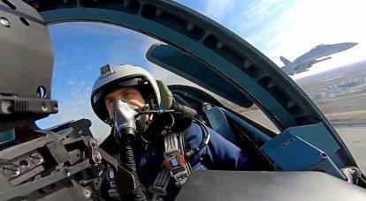 Bombalayalım: Rus pilotlar Kırım'da Batı'ya hangi sinyali gönderdi?