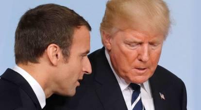 Trump publicly humiliated Macron and all French