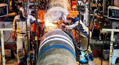 OilPrice: Gazprom dá dicas para a Europa - lance o Nord Stream 2 e tudo ficará bem