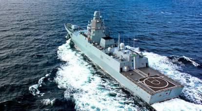 Alla ricerca del miglior cacciatorpediniere per la Marina russa