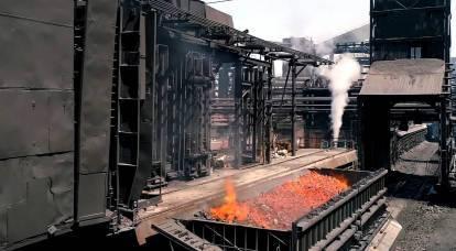La Russia sta costruendo un impianto di vanadio: perché è importante