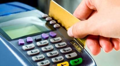 In Russia viene introdotto un nuovo metodo di prelievo di contanti