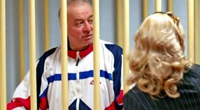 La Gran Bretagna ha intrapreso la strada della vendetta sulla Russia