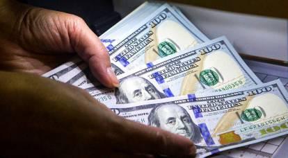 Perché devi rinunciare immediatamente al dollaro