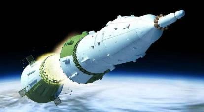 ロシアは超重ロケット「エニセイ」の開発を断念することを決定した