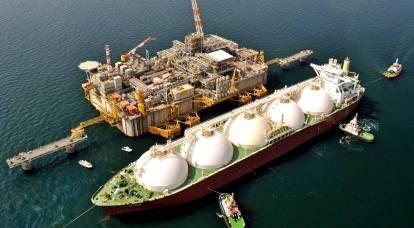 """Il GNL rischia di non diventare il """"carburante del futuro"""""""
