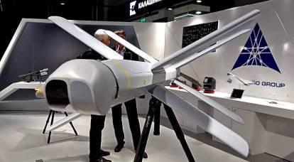 La Russia ha anche acquistato un drone kamikaze