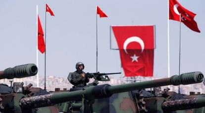 Turkey is preparing a powerful offensive in Syria