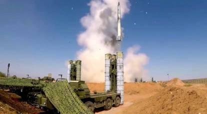 Avvertimento finale: l'S-300 russo colpirà i denti israeliani