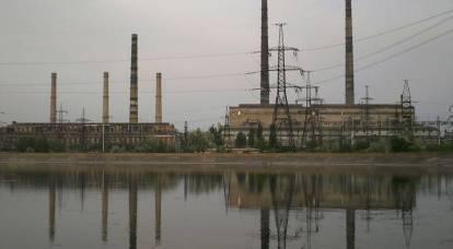 La maggior parte delle grandi centrali termiche ucraine esaurisce il carbone entro 10 giorni