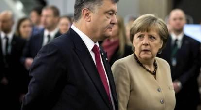 La Merkel ha definito la data dell'adesione dell'Ucraina all'UE