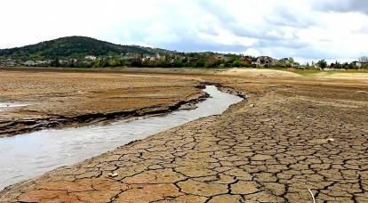 Cómo la sequía y la cuarentena pueden desestabilizar la situación en Crimea