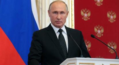 Putin ha parlato per primo del conflitto di Kerch