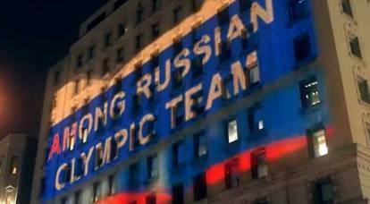 Los rusos sitiaron a la AMA
