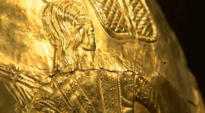 Rusia no abandonará simplemente la decisión de la corte de Ámsterdam sobre la devolución del oro escita a Ucrania