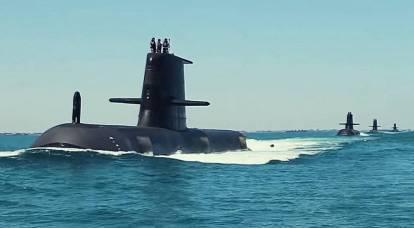 フォーブズ:オーストラリアはXNUMXつの大きな問題を解決するために原子力潜水艦を必要としています