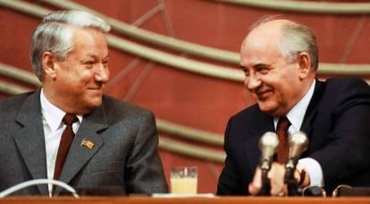 Duma di Stato: Gorbaciov ed Eltsin non sono colpevoli di nulla