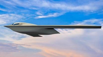 La prima coppia è già pronta: negli Stati Uniti è stata pubblicata una nuova immagine del bombardiere B-21