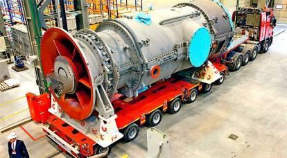 Los alemanes estaban molestos por el destino de las turbinas Siemens en Crimea