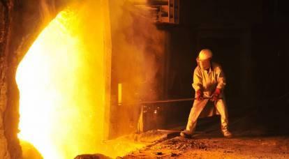 I cinesi inizieranno a produrre acciaio a Primorye
