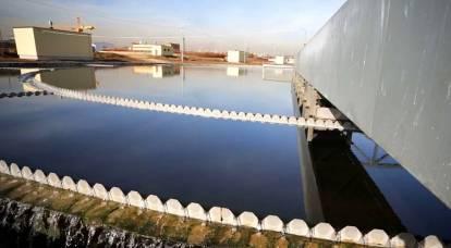 Para suministrar agua a Crimea, tendrá que hacer el mismo truco que con las turbinas Siemens