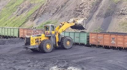 I record di estrazione del carbone hanno lasciato la Russia senza carri liberi
