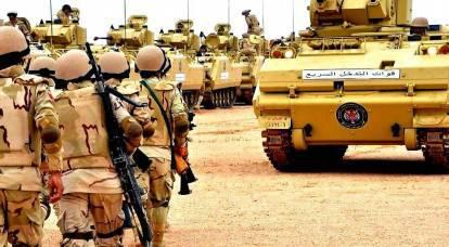 I sauditi hanno annunciato rivendicazioni per una parte della Siria