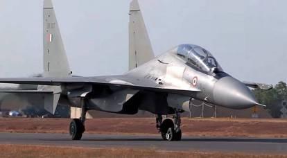 I giapponesi avranno la possibilità di fare conoscenza con i caccia Su-30