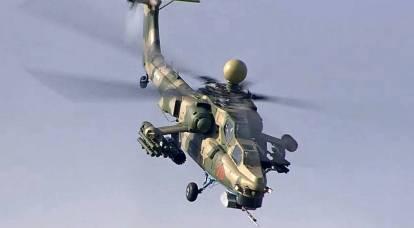 Il Mi-28 aggiornato sarà in grado di svolgere le funzioni di un bombardiere