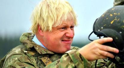 Boris Johnson: Puniremo la Russia criminale