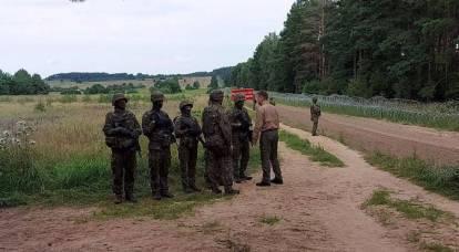 Imprensa polonesa: os migrantes já encontraram uma maneira de romper da Bielo-Rússia para a Polônia e agora estão se escondendo em nossas florestas