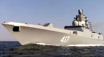 """Russia is armed with frigates of the """"digital era"""""""