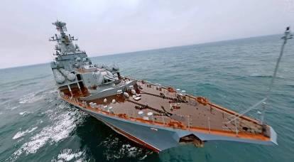 """ABD'de: """"Rus donanması neden hala amirallerimizi terletiyor?"""""""