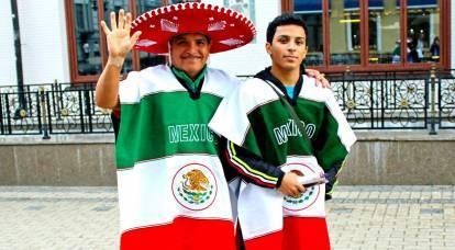 Así es: el mexicano dijo toda la verdad sobre Rusia