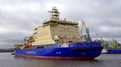 Perché la Russia ha iniziato a trasferire la produzione di rompighiaccio dall'estero