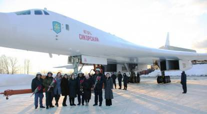 Tu-160M with new NK-32-02 engines submitted for preliminary tests