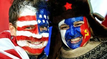En qué se diferencian los estadounidenses de los rusos