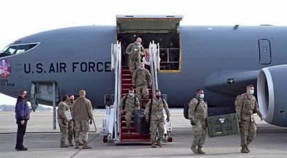 El comportamiento desafiante de los soldados de la OTAN le hace juego a Rusia