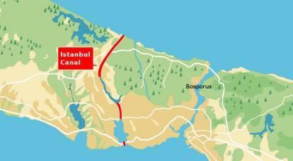 Il Bosforo diventa superficiale: perché la Turchia ha bisogno di un nuovo canale per il Mar Nero