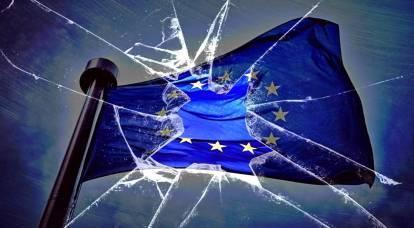 Crollo finale: all'UE mancano meno di 10 anni