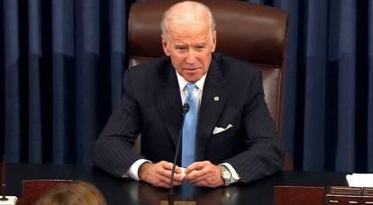 """Se le recomendó a Biden que pusiera fin al apoyo a Ucrania. Y """"lo antes posible"""" ..."""