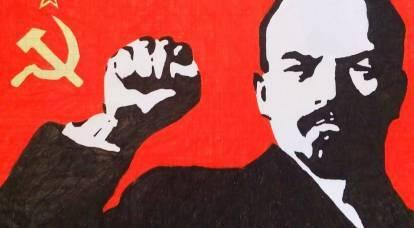TOP 7 miti comuni su Vladimir Lenin