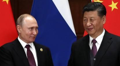 """""""País del Tercer Mundo"""": los estadounidenses ridiculizaron el acuerdo de amistad RF-PRC"""