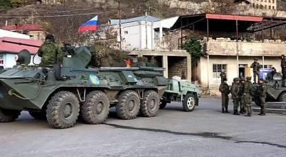 Karabaj: cómo ambas partes intentan socavar los esfuerzos de mantenimiento de la paz de Rusia