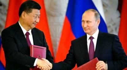 La Cina conquista segretamente l'Estremo Oriente russo